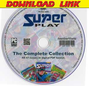 SUPER-PLAY-Magazine-Collection-PDF-DOWNLOAD-Every-Issue-SNES-Nintendo-Games