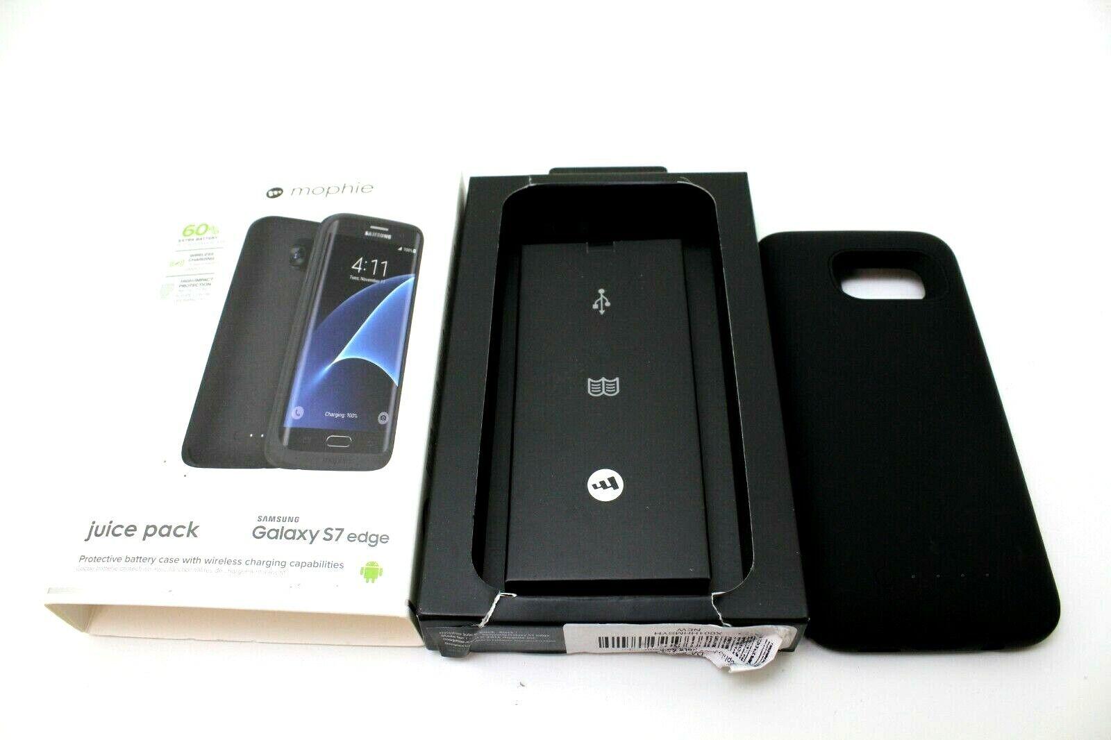 Powerbear Samsung Galaxy S7 Edge Battery Case With 4500 Mah Capacity Galaxy For Sale Online Ebay