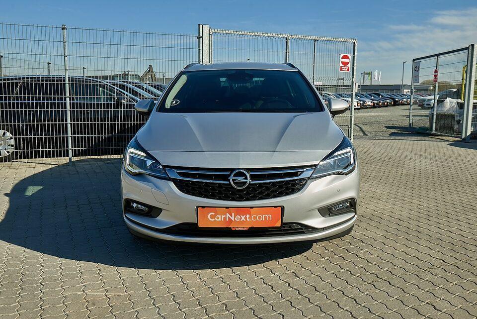 Opel Astra 1,6 CDTi 136 Business ST aut. Diesel aut.