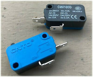 5Pcs Microwave Universal Interlock Switch W-15-302C