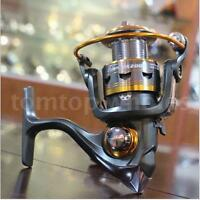 11bb Ball Bearings Left/right Handle Fishing Spinning Reel Dk3000 5.2:1 Y9h0 on sale