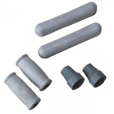 CRUTCH ACCESSORY KIT (2 TIPS/2 ARM PADS/2 HAND GRIPS)