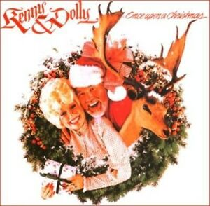 KENNY-ROGERS-amp-DOLLY-PARTON-Once-Upon-A-Christmas-CD-BRAND-NEW