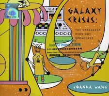 Joanna Wang - Galaxy Crisis: The Strangest Midnight Broadcast [New CD] Asia - Im
