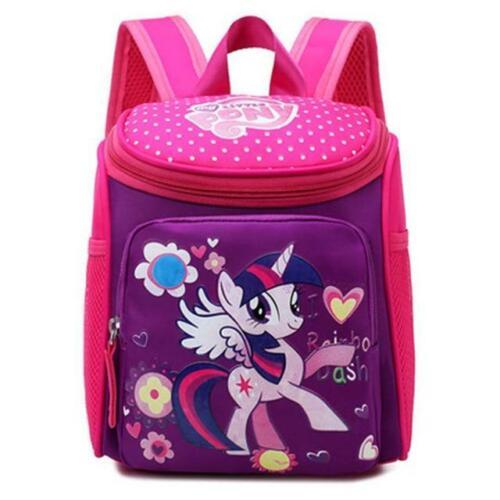 girls frozen elsa annaSnow Queen princess Plush Backpacks kids disney  School Ba