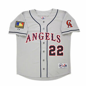 Details about Majestic Bo Jackson California / Anaheim / Los Angeles / Angels Jersey Large