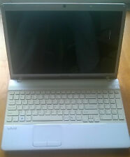 """Sony Vaio PCG-61611M AMD P360 15.6"""" HD4250 Win7 PC Notebook VPC-EE4E1E for Parts"""