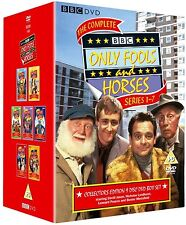 Only Fools and Horses - The Complete Series 1,2,3,4,5,6,7 DVD Brand New