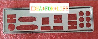 Gigabyte I//O IO Shield BLENDE backplate GA-H61N-USB3 motherboard #G637 XH