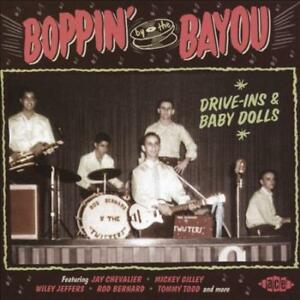 VARIOUS-ARTISTS-BOPPIN-BY-THE-BAYOU-DRIVE-INS-amp-BABY-DOLLS-NEW-CD