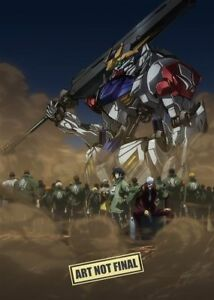 Iron-Blooded-Orphans-Mobile-Suit-Gundam-Season-2-DVD-NEW-Region-4-Australia