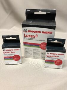 Mosquito Magnet LUREX3 Lurex 3 Biting Insect Attractant (2
