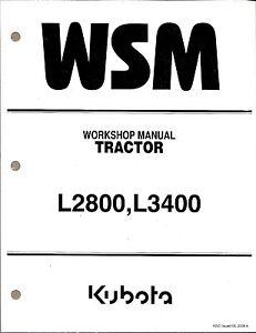 Kubota L2800 L3400 L3700su Tractor Workshop Service Repair Manual. Is Loading Kubotal2800l3400l3700sutractorworkshopservicerepair. Wiring. L3400 Kubota Tractor Wiring Diagrams At Scoala.co