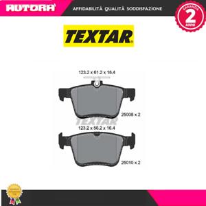 2500801-Kit-pastiglie-freno-a-disco-posteriori-Audi-MARCA-TEXTAR