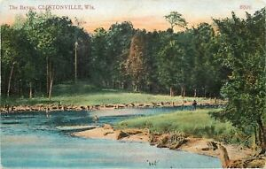 Clintonville Wisconsin~The Bayou: Pigeon River~Pickerel ...