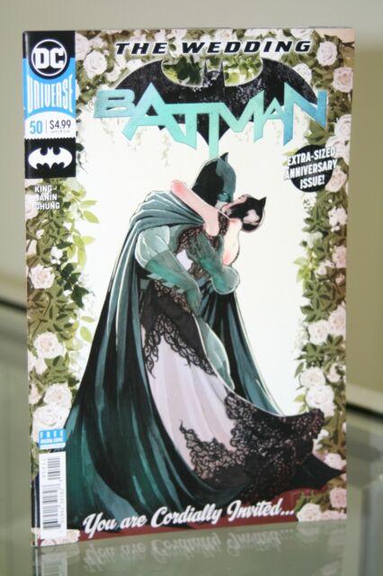 DC COMICS BATMAN #50 (rebirth)