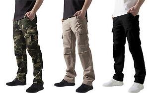 URBAN-CLASSICS-Pantaloni-uomo-Camouflage-Cargo-Pants-TB630