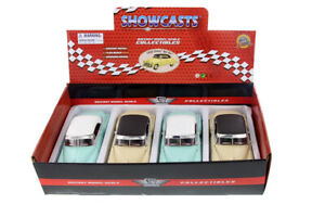 Motomax-Collectibles-1950-Chevy-Bel-Air-1-24-Scale-Diecast-CAR-Green-or-Yellow