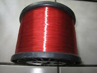 Magnet Wire 32 AWG Gauge Enameled Copper 8lb 155C Magnetic Coil Winding