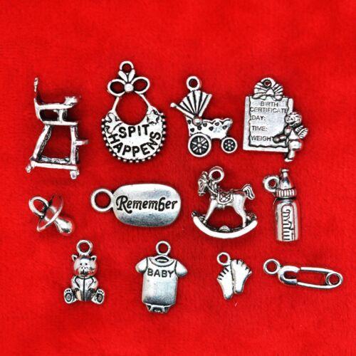 10x Tibetan Silver Fairy Charms Fabrication de bijoux bracelets colliers.