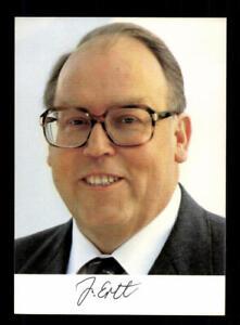 Sammeln & Seltenes Liefern Josef Ertl Autogrammkarte Original Signiert # Bc 144036 Original, Nicht Zertifiziert