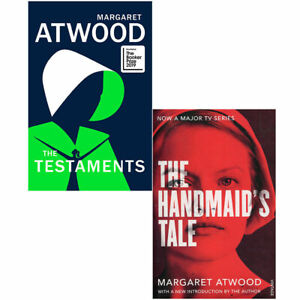 Margaret-Atwood-2-Books-Collection-Set-Handmaid-039-s-Tale-Testaments-Paperback-NEW