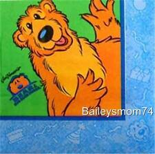 Bear in the Big Blue House Birthday Party Supply Banner Centerpiece Cups SET 16