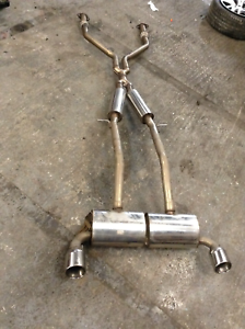 Nissan-370z-GT-Exhaust-system