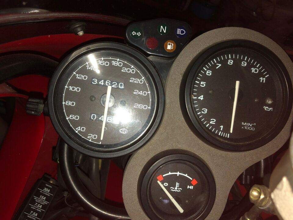 Ducati, Ducati 900 SS, 900 ccm