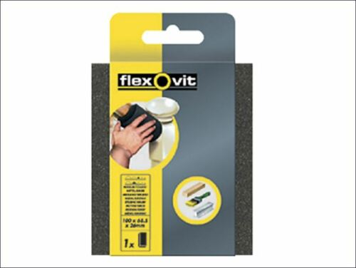 Flexovit Sanding Sponges Standard FineMedium 63642556852
