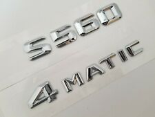 GLC300 4matic fit mercedes REAR TRUNK NAMEPLATE BADGE EMBLEM NUMBERS letters