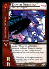 VS System: Ultron Ultron Prime Moderately Played Marvel Universe TCG CCG Clas