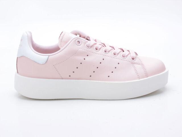 Adidas Stan Smith Bold W by2970 Pink White