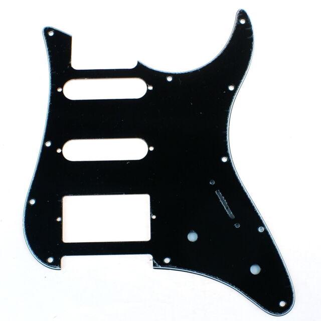 Left Handed Guitar Pickguard For Yamaha Pacifica Eg 112 3ply White