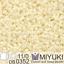 Part 2 7g Tube of MIYUKI DELICA 11//0 Japanese Glass Cylinder Seed Beads