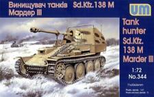 Tank hunter Sd.Ktz.139 Marder III  /</< UM #347 1:72 scale