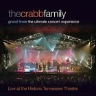 027072808822 Grand Finale The Ultimate Concert Experience by Crabb Family CD