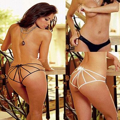 Sexy Women Panties Knickers Bikini Lingerie Underwear Crotchless G-string Briefs