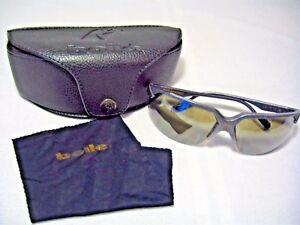c07dd66a92 Image is loading BOLLE-BREAKAWAY-SUNGLASSES-GUNFLINT-GREY-with-CASE-and-