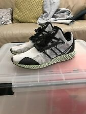 18f501fe5ca5ad adidas Y-3 Runner 4d Black White Futurecraft Aq0357 Only 200 Made 11 ...