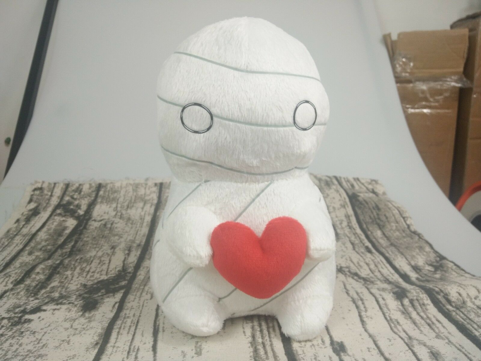 Miira No Kaikata Mii Kun How To Keep A Mummy Doll Toy Gift Plush