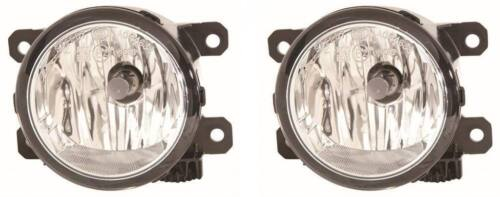 Pair Right OS Left NS Side Fog Lights H11 For Citroen Relay Mk3 Van 5.14-On