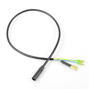 BAFANG-EBIKE-Front-Rear-Wheel-Hub-Motor-Main-Connection-Extension-Cable-80-158cm