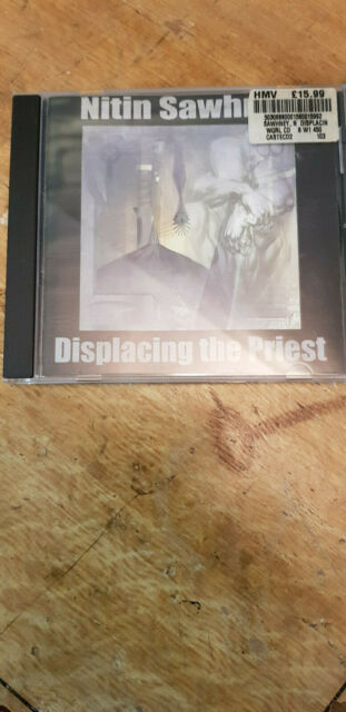 Nitin Sawhney - Displacing the Priest (1998) CD Very Good Condition