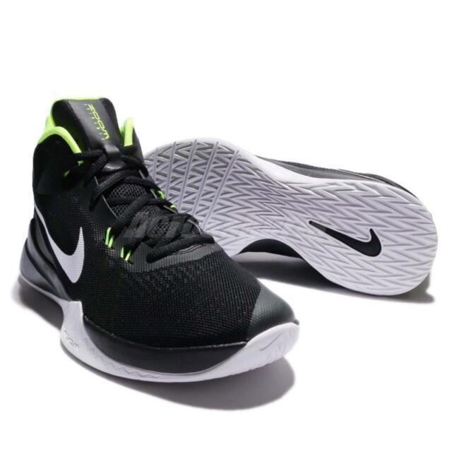 buy online a1be6 5bfa8 Nike Zoom Evidence Basketballschuhe 852464-006 Schwarz Schuhe Neu Herren  Gr.40,5