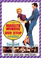 Carte Postale Affiche de Film - BUS STOP