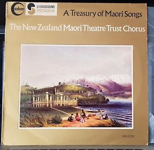 New-Zealand-Maori-Theatre-Trust-Chorus-A-Treasury-Of-Maori-Songs-LP-record