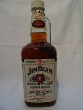 Jim Beam Whiskey 5 Jahre Half Gallon 1,75L - Alte Abfüllung - Rarität