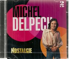 "CD "" Michel Delpech -nostalgie"" 37 titres  - NEUF SOUS BLISTER"