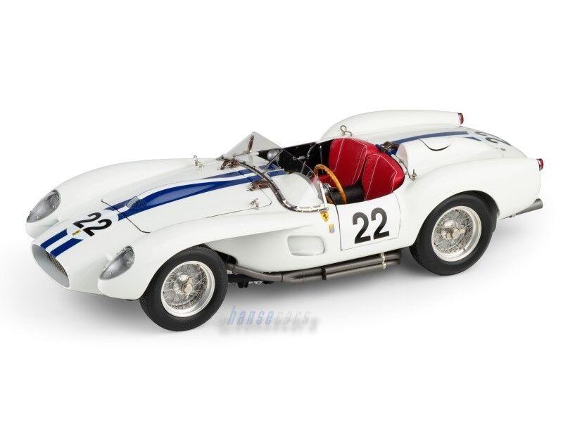 CMC Modèle Ferrari 250 Testa Rossa 1958  22 Lucybelle Limited Edition 3.000